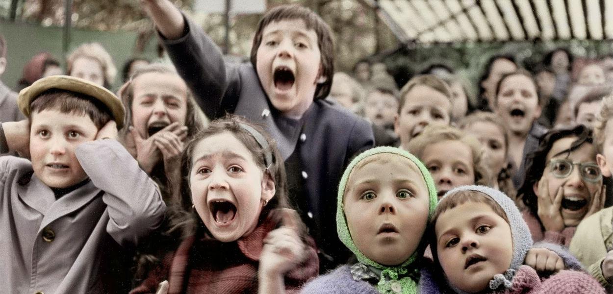 Teatro infantil, títeres
